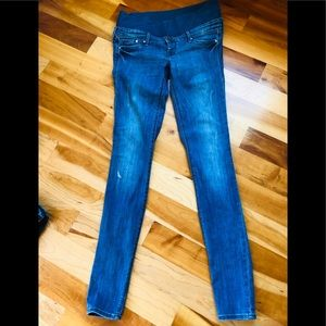 H and M Maternity Skinny Jean